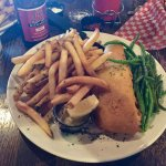 Fish and Chips at Drifters