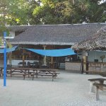 The Beach Bar has happy hour from 4 - 6pm. Lime Slushy is VERY nice. Try the local VB (Vanuatu B
