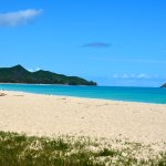 Lovely Turtle Cove and white, sandy beach