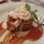 Thanksgiving Dinner Dessert: Pumpkin Bread Pudding