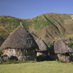 Ethiopian Cottage