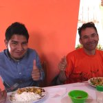 Julian and Carlos
