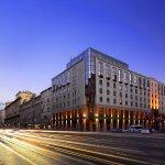 Foto de Sheraton Palace Hotel Moscow