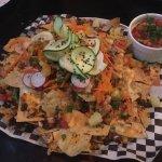 Mountain nachos