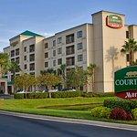 Courtyard Jacksonville Butler Boulevard Foto