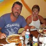 Spaghetti bolognese and prime rib