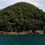 Small Island off of Koh Rong Samloem