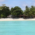 Très bon hotel sur l'île de Racha. Chambres confortable paysages magnifique. Tres bon restaurant