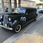 The Autograph Collection special Cadillac limo