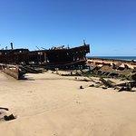 Photo of Maheno Wreck