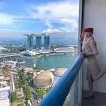 Foto de Swissotel The Stamford Singapore
