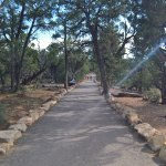 The Grand Canyon park