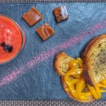 Tomato gaspachio