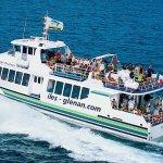 Vedettes à destination de l'archipel des Glénan en Bretagne Sud
