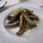 Too many anchovies for one!