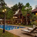 Foto de La Palmeraie d'Angkor