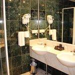 Bathroom of One Bedroom Suite