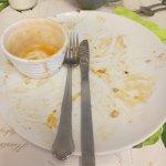 Very full English breakfast demolished