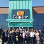 Opening of beefeater 17th July