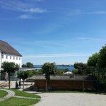 Schlosswirtschaft Herrenchiemsee Foto