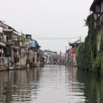 Suzhou Ancient Grand Canal - the peacefulness of this area was so tangible