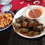 Golden Thai stunning views and tasty food