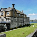 Rowing Club just off Ennis Bridge