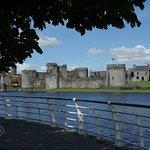 View of King John's castle from Clancy's Strand