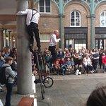 Covent Garden Street Entertainment