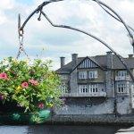 Ennis Bridge - rowing club bldg in middle