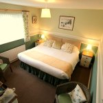 Flexible Room (superkingsize double bed or twin bedded)