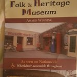 Derryglad Folk and Heritage Museum