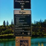 Progress Lake Rules