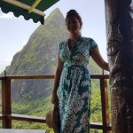 I'm almost as tall as the Piton!