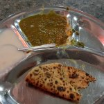 Amazing food : Dal, Roti, and kheer...