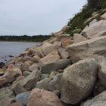 Great boulders