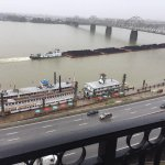 River view of the Belle of Louisville