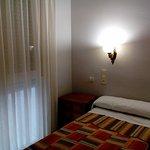 Una habitacion muy tranquila.