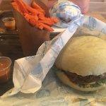 Façade et burger