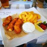 Bild från Hello Hal Fishbar Budapest
