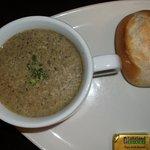 Mushroom soup starter