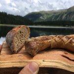 Der Klassiker: Wurst und Brot