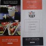 Taco Tuesdays - summer specials
