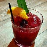 blackberry sage cocktail