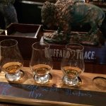 Make your own bourbon flight