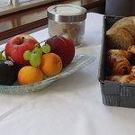 apreçu du petit déjeuner