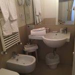 Baño habitación pequeña