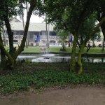 Labadi Beach Hotel garden