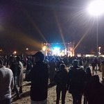 the Gnaoua Festival on the beach