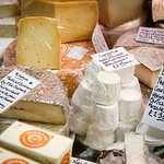 Fantastic cheese counter!